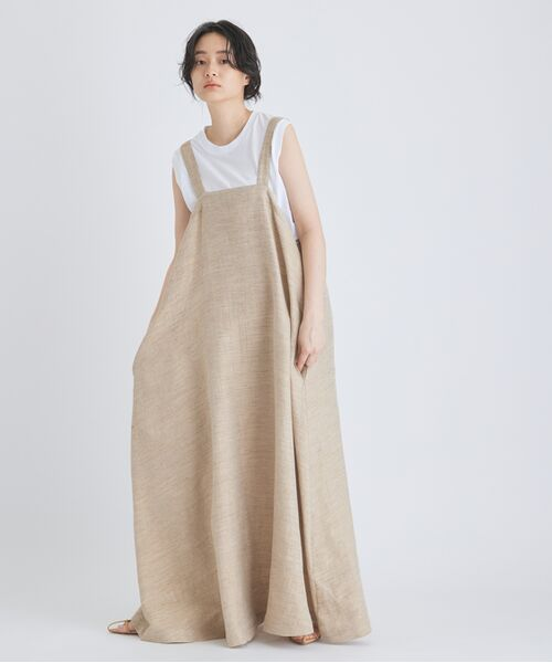 ADAM ET ROPE' / アダム エ ロペ カットソー | 【Hanes FOR BIOTOP】Sleeveless T-Shirts(カラー) | 詳細1