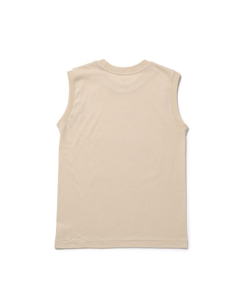 ADAM ET ROPE' / アダム エ ロペ カットソー | 【Hanes for BIOTOP】Sleeveless T-Shirts(カラー) | 詳細9