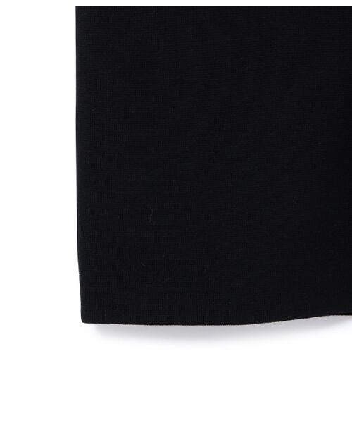 ADAM ET ROPE' / アダム エ ロペ スカート | 【WEB限定】【セットアップ対応】DOTフロント釦ミラノリブスカート | 詳細7
