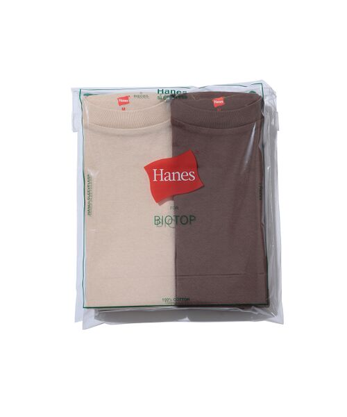 ADAM ET ROPE' / アダム エ ロペ カットソー   【Hanes for BIOTOP】Sleeveless T-Shirts/color   詳細17