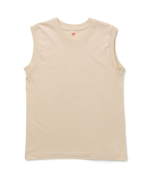 ADAM ET ROPE' / アダム エ ロペ カットソー   【Hanes for BIOTOP】Sleeveless T-Shirts/color   詳細18
