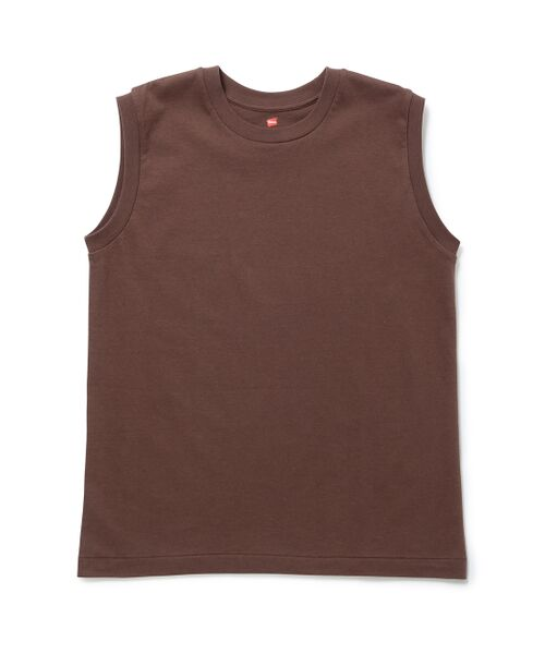 ADAM ET ROPE' / アダム エ ロペ カットソー   【Hanes for BIOTOP】Sleeveless T-Shirts/color   詳細20