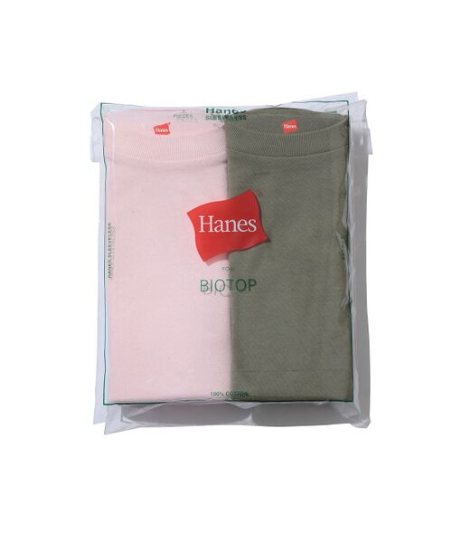 ADAM ET ROPE' / アダム エ ロペ カットソー   【Hanes for BIOTOP】Sleeveless T-Shirts/color   詳細7