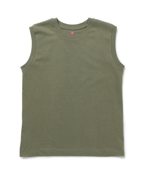 ADAM ET ROPE' / アダム エ ロペ カットソー   【Hanes for BIOTOP】Sleeveless T-Shirts/color   詳細8