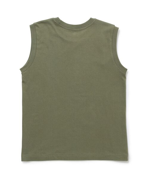 ADAM ET ROPE' / アダム エ ロペ カットソー   【Hanes for BIOTOP】Sleeveless T-Shirts/color   詳細9