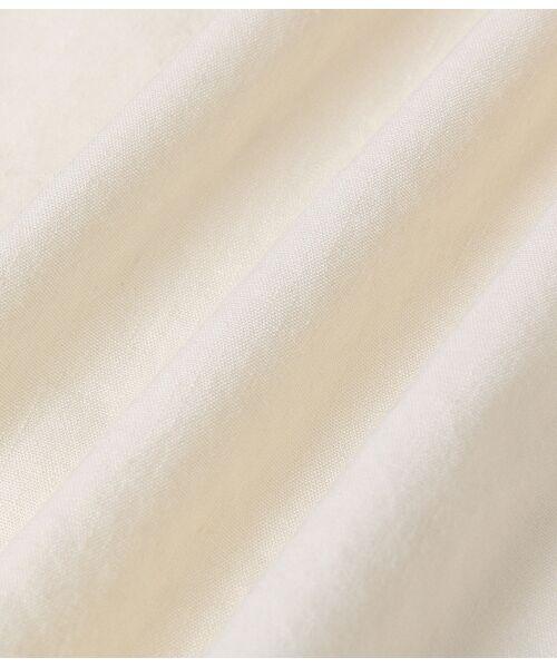 ADAM ET ROPE' / アダム エ ロペ テーラードジャケット   リネンストレッチシャツジャケット   詳細13