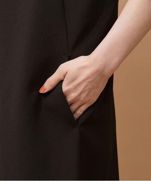 ADAM ET ROPE' / アダム エ ロペ ワンピース | 【WEB限定】2WAYジャンパースカート | 詳細12