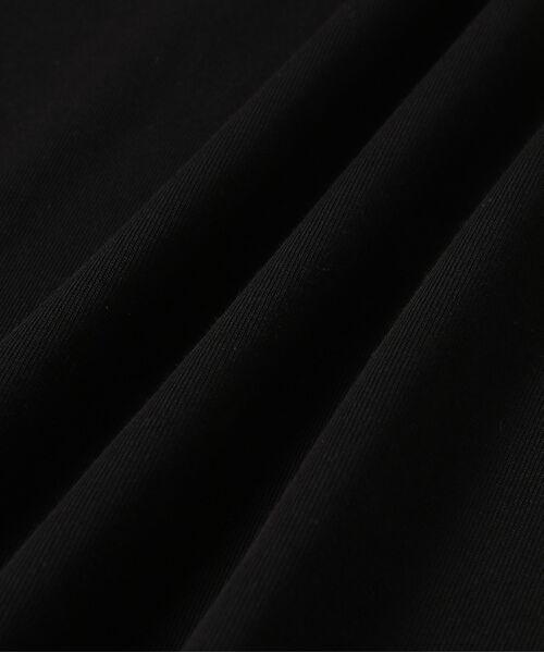 ADAM ET ROPE' / アダム エ ロペ カットソー | 【WEB限定】フロントボタンパフスリーブTEE | 詳細10