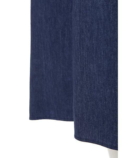 ADORE / アドーア スカート | シャンブレー麻スカート | 詳細7