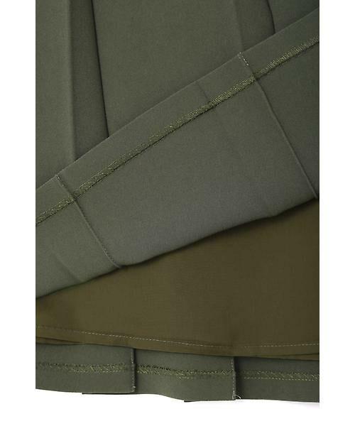 ADORE / アドーア スカート | メンズフラノプリーツスカート | 詳細10