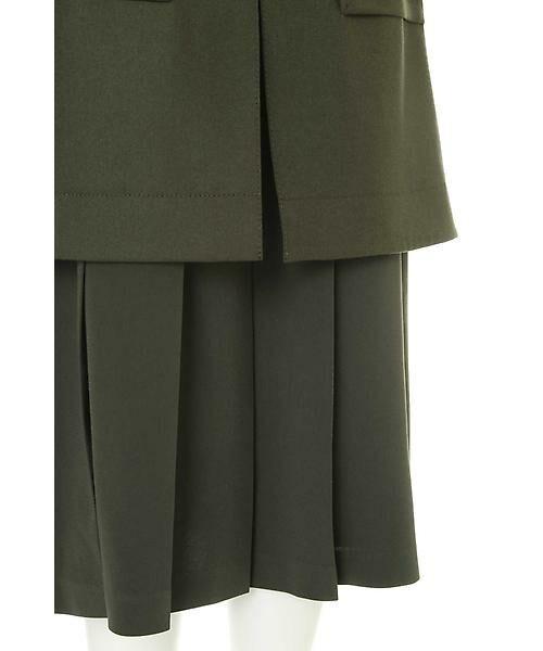 ADORE / アドーア スカート | メンズフラノプリーツスカート | 詳細8