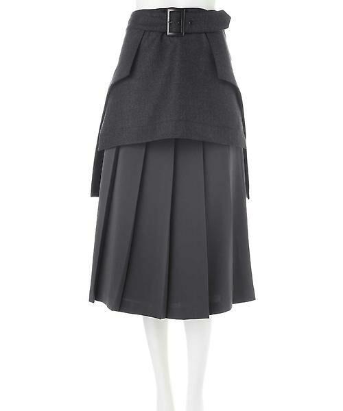 ADORE / アドーア スカート | メンズフラノプリーツスカート | 詳細12