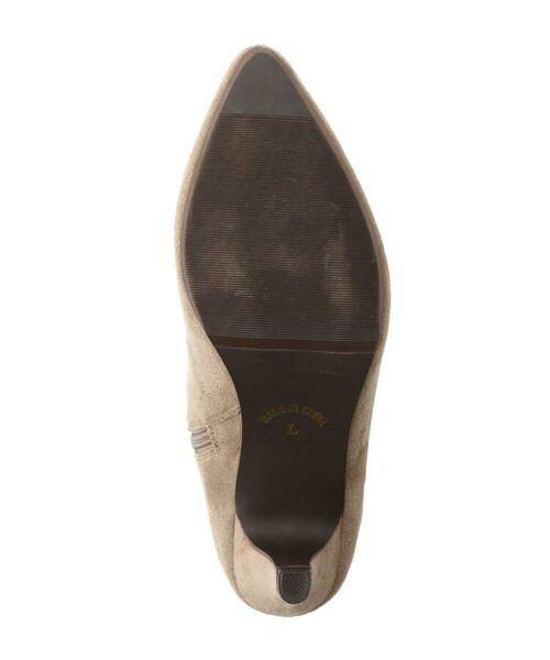 AG by aquagirl / エージー バイ アクアガール ブーツ(ショート丈) | 【GISELe12月号掲載】フェイクスエードストレッチブーティ | 詳細5