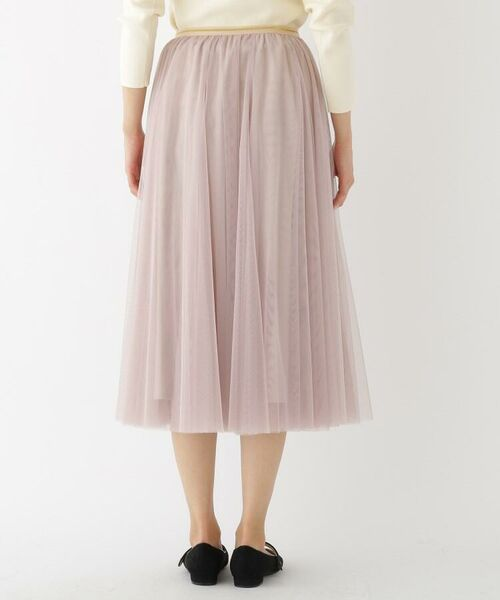 AG by aquagirl / エージー バイ アクアガール ロング・マキシ丈スカート | 【Lサイズあり】チュールスカート | 詳細3