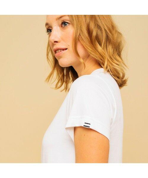 AIGLE / エーグル Tシャツ | 吸水速乾 エーグル グラフィック ロゴTシャツ | 詳細8