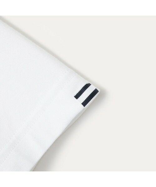 AIGLE / エーグル Tシャツ | 吸水速乾 エーグル グラフィック ロゴTシャツ | 詳細12