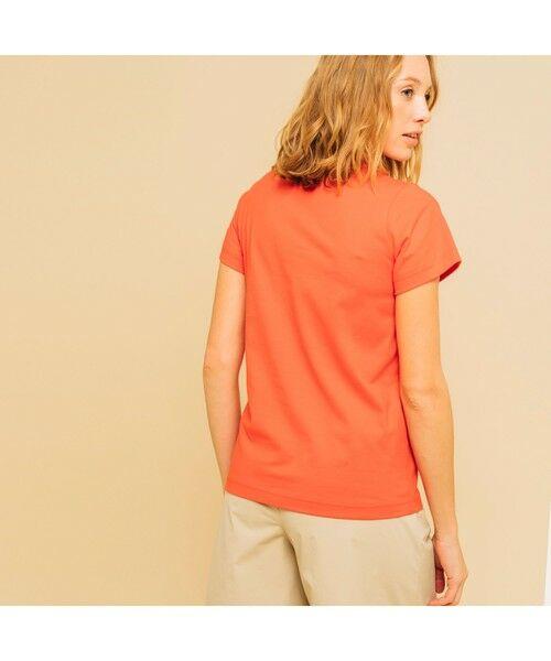 AIGLE / エーグル Tシャツ | 吸水速乾 エーグル グラフィック ロゴTシャツ | 詳細14