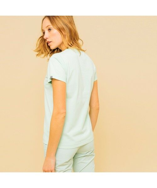 AIGLE / エーグル Tシャツ | 吸水速乾 エーグル グラフィック ロゴTシャツ | 詳細19