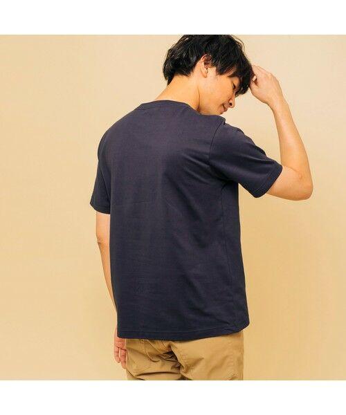 AIGLE / エーグル Tシャツ   吸水速乾 エーグル グラフィック ロゴTシャツ   詳細5