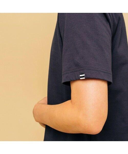 AIGLE / エーグル Tシャツ   吸水速乾 エーグル グラフィック ロゴTシャツ   詳細6
