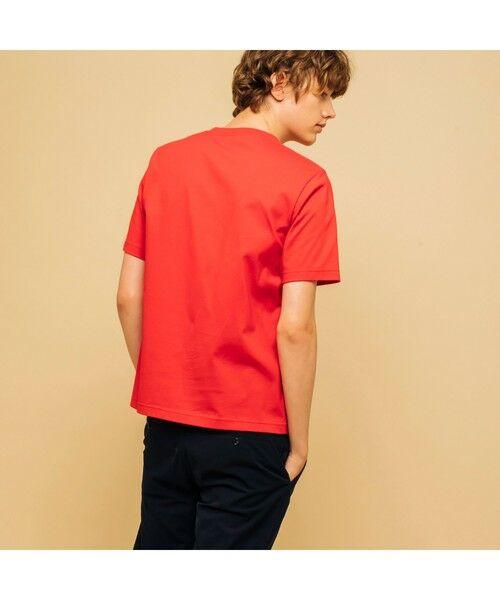 AIGLE / エーグル Tシャツ   吸水速乾 エーグル グラフィック ロゴTシャツ   詳細13