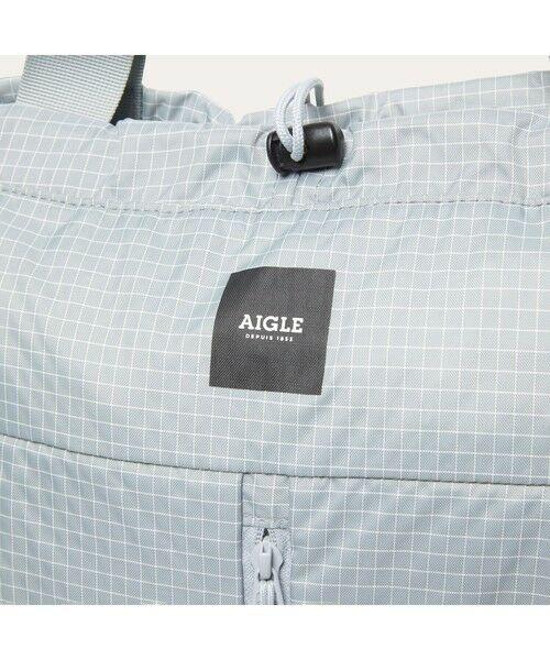AIGLE / エーグル トートバッグ | MIZNON TOTE | 詳細8