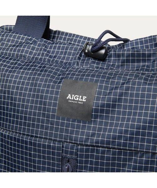 AIGLE / エーグル トートバッグ | MIZNON TOTE | 詳細18