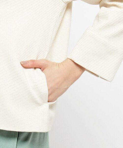 Airpapel / エアパペル テーラードジャケット | 【洗える】リップルジャージジャケット | 詳細5