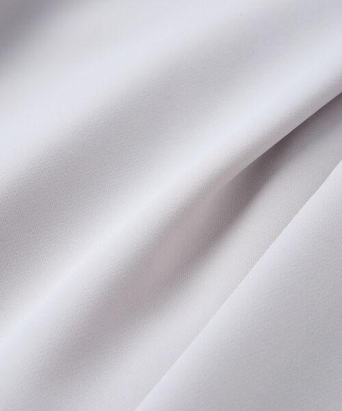 AMACA / アマカ ロング・マキシ丈ワンピース | 【Sサイズ〜】トリアセテートストレッチ ドレス | 詳細10