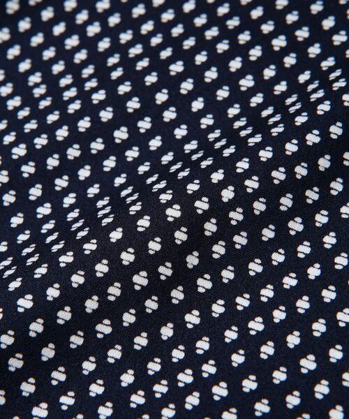 AMACA / アマカ ロング・マキシ丈ワンピース | 【Sサイズ~】小紋プリント ワンピース | 詳細10