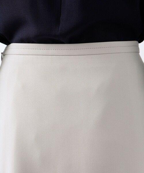 AMACA / アマカ ロング・マキシ丈スカート   【Precious Collection】MISSIONセミフレアースカート   詳細8