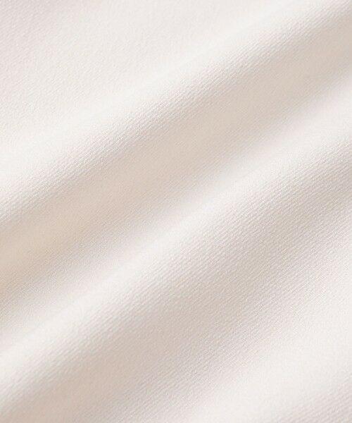 AMACA / アマカ シャツ・ブラウス | ウールライクサキソニーブラウス | 詳細7