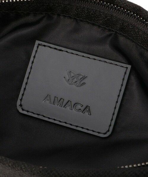 AMACA / アマカ メッセンジャーバッグ・ウエストポーチ | DAVISSAFFIANOハンドバッグ | 詳細10