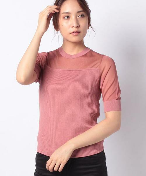 ANAYI / アナイ ニット・セーター   シアービスチェプルオーバー   詳細8