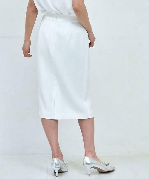 ANAYI / アナイ スカート | バスケットストレッチタイトスカート | 詳細24