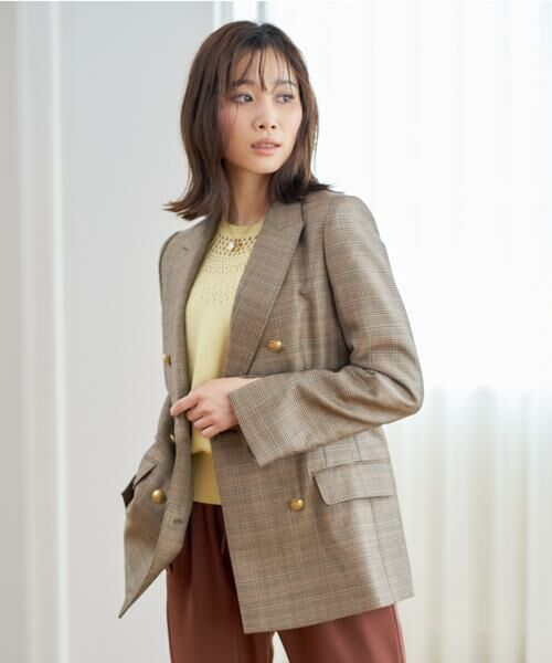 ANAYI / アナイ ニット・セーター   コットンラメリリヤーンメッシュプルオーバー   詳細30