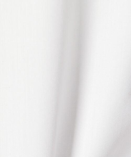any FAM / エニィファム シャツ・ブラウス | 【KIDS】T/C50ブロード ブラウス | 詳細15