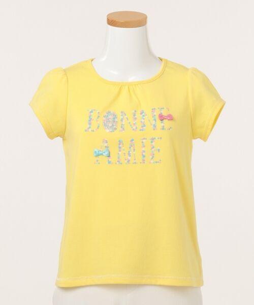 any FAM / エニィファム Tシャツ   【SCHOOL】フラワーロゴ 吸水速乾 Tシャツ   詳細5