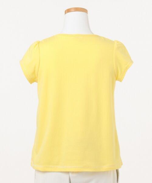 any FAM / エニィファム Tシャツ   【SCHOOL】フラワーロゴ 吸水速乾 Tシャツ   詳細6