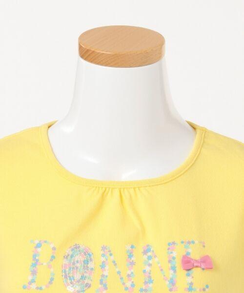 any FAM / エニィファム Tシャツ   【SCHOOL】フラワーロゴ 吸水速乾 Tシャツ   詳細7