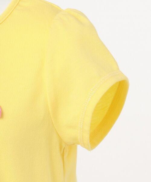 any FAM / エニィファム Tシャツ   【SCHOOL】フラワーロゴ 吸水速乾 Tシャツ   詳細8