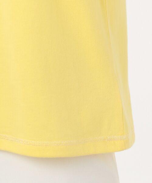any FAM / エニィファム Tシャツ   【SCHOOL】フラワーロゴ 吸水速乾 Tシャツ   詳細9