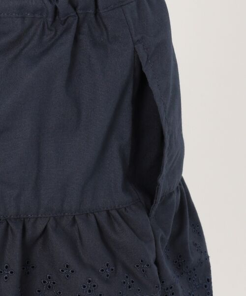 any FAM / エニィファム ショート・ハーフ・半端丈パンツ | 【SCHOOL】レーシーフリル キュロット | 詳細7