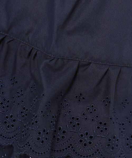any FAM / エニィファム ショート・ハーフ・半端丈パンツ | 【SCHOOL】レーシーフリル キュロット | 詳細9