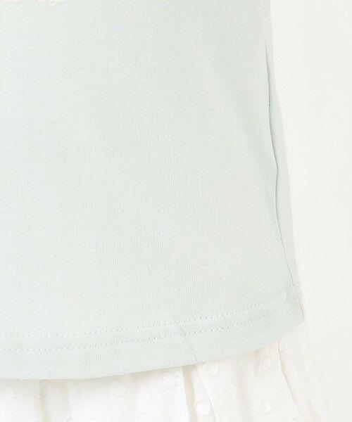 any FAM / エニィファム カットソー | シフォンモチーフ フルーツTシャツ | 詳細10