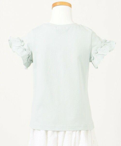 any FAM / エニィファム カットソー | シフォンモチーフ フルーツTシャツ | 詳細6
