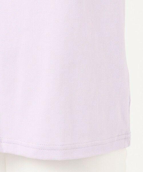 any FAM / エニィファム カットソー | シフォンモチーフ フルーツTシャツ | 詳細14