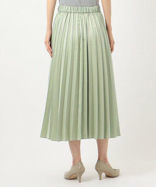 any FAM / エニィファム ミニ・ひざ丈スカート | 【洗える】ダブルプリーツ スカート | 詳細8