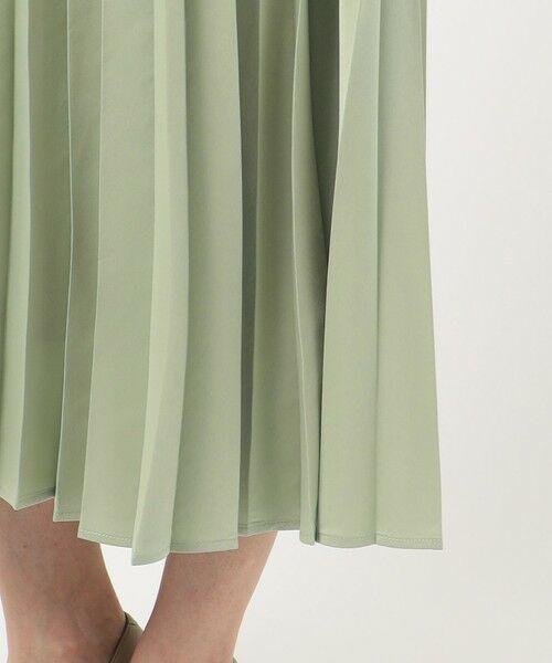 any FAM / エニィファム ミニ・ひざ丈スカート | 【洗える】ダブルプリーツ スカート | 詳細11