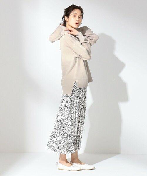 any FAM / エニィファム ミニ・ひざ丈スカート | 【洗える】ダブルプリーツ スカート | 詳細19